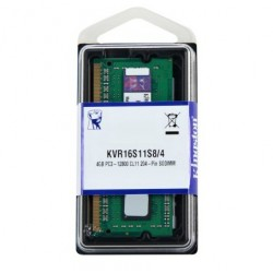 Kingston 4GB 204-Pin DDR3 SO-DIMM DDR3 1600 (PC3 12800)