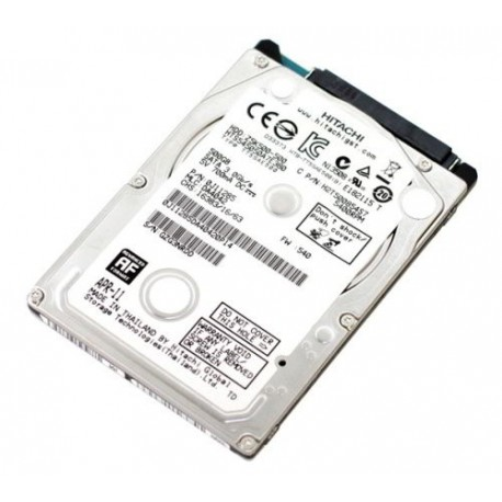 "HDD Hitachi HTS545050A7E380 Z5K500 500GB 2.5"" SATA 5400rpm 8MB"