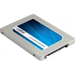 "SSD Crucial BX100 500GB 2.5"" SATA 6Gb/s"