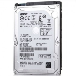 "Hitachi 1TB SATA 7200rpm, 32MB cashe , 2.5"" 9.5mm"