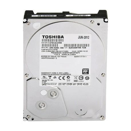 3000GB SATA3 Toshiba