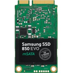 SSD Samsung 850 EVO Series, 250GB, mSATA