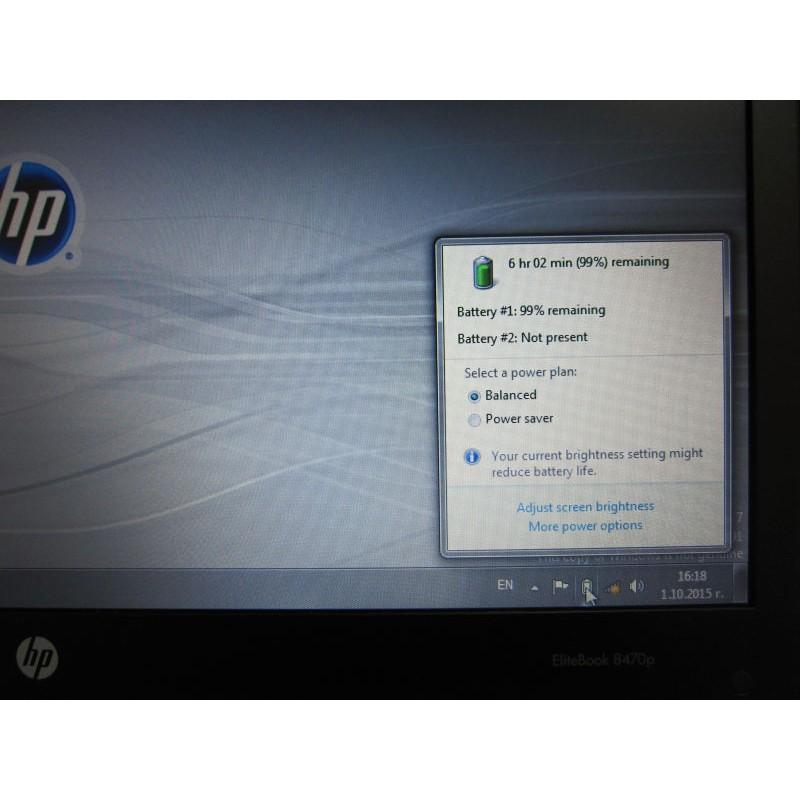 HP 8470P с 8GB RAM i5 процесор от трето поколение и бърз 500GB диск