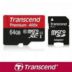 Transcend 64GB MicroSDXC Class10