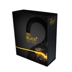 WD HDD 1TB + 120GB SSD WD Black2