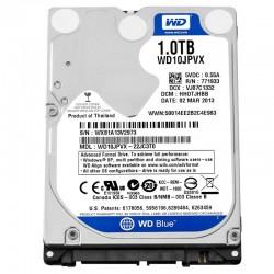 "WD WD10JPVX Blue 1TB SATA 8 cache, 5400 rpm, 2.5"" 9.5mm"