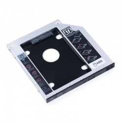 SATA 2nd HDD bay 12.7mm
