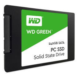 """SSD WD GREEN Series, 240GB, 2.5"""" Slim, SLC, SATA 6Gb/s"""