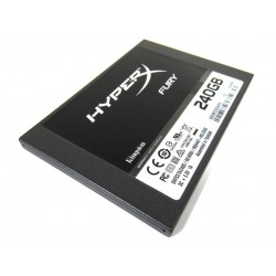 "SSD Kingston HyperX FURY 240GB, 2.5"" Slim, SATA 6Gb/s"