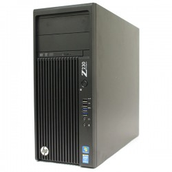 HP Workstation Z230 / 32GB / 256GB SSD / NVIDIA Quadro K2000